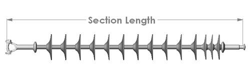 S6 Series Suspension Dim Drawing Image